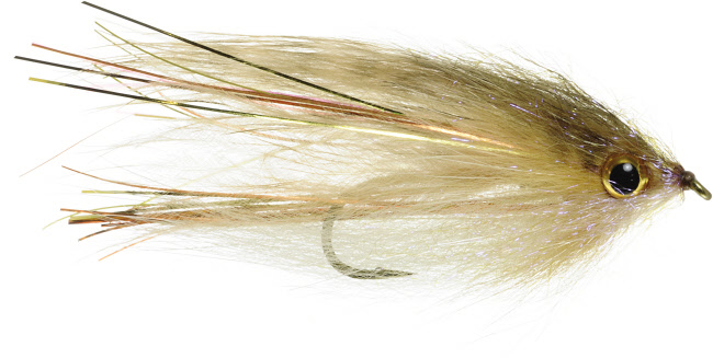 Cravens Dirty Hippie Streamer Trout Fly