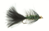Beadhead Crystal Bugger Fly Fishing Fly Trout Banfish Bass