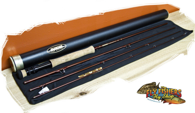 "Used Sage TCR 890-4 8wt 9'0"" 4pc Fly Rod  -  SOLD"