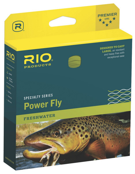 RIO Power Fly Fly Line