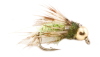Beadhead Birds Nest Caddis Green Fly Fishing Flies Trout