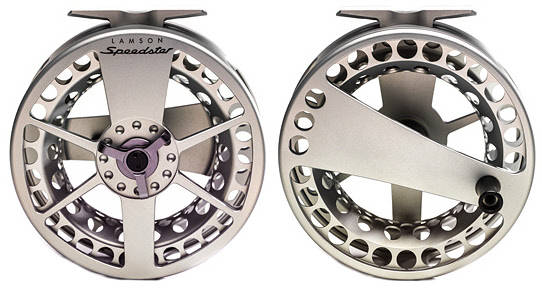Lamson Speedster Fly Reel