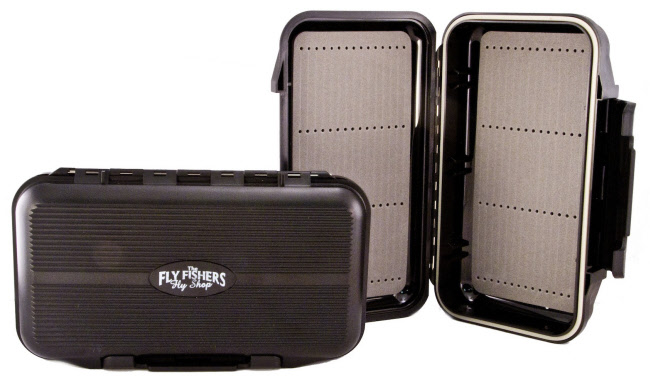 The Fly Fishers Waterproof Go To Fly Box