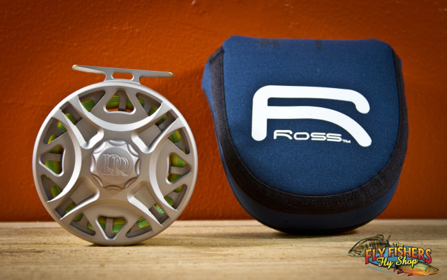 Used Ross Reels F1 #4 7-9wt Fly Fishing Reel  -  SOLD