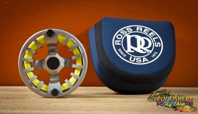 Used Ross Reels F1 #4 7-9wt Fly Fishing Reel Spool  -  SOLD