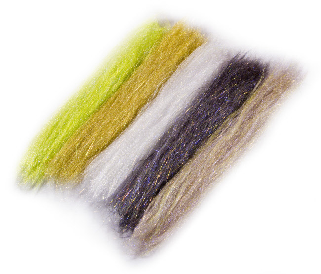 Fishient Brush N Wing Fiber