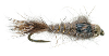 Goldbead Hare Nymph Trout Fly