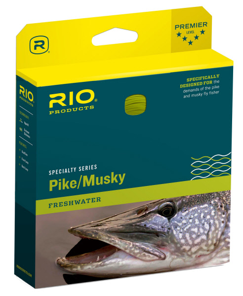 RIO Pike/Musky Fly Line - Intermediate Tip