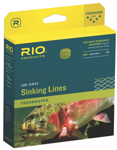RIO In Touch Deep 3 Sinking Fly Line
