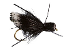 Rainys Bullet Head Cricket Dry Fly for Trout & Panfish