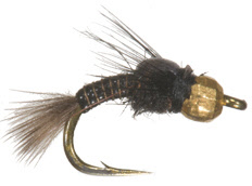 Tungstend Stud Nymph Trout Fly