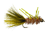 Tequeely Bass Streamer Fly