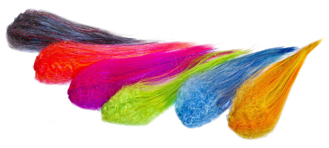 Big Fly Fiber - Color Blends