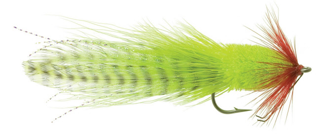 Olsons Slider Bass Fly
