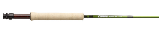 Sage ACCEL Fly Rod - 586-4 (5wt. 8 foot 6 inch 4 pc.) fly rod for sale online