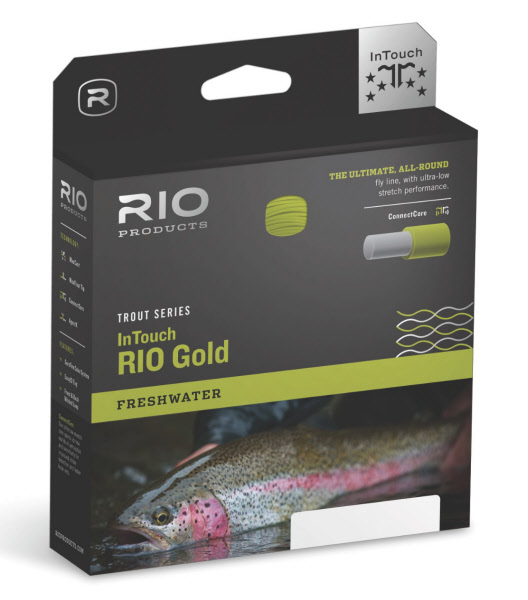 RIO InTouch Gold Fly Line