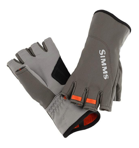 NEW Simms Exstream Half Finger Glove