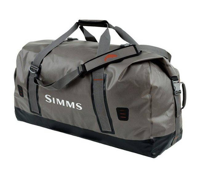 NEW Simms Dry Creek Duffel Medium