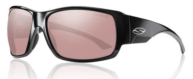 Smith Optics Dockside - Black/ChromaPop Polarized Ignitor