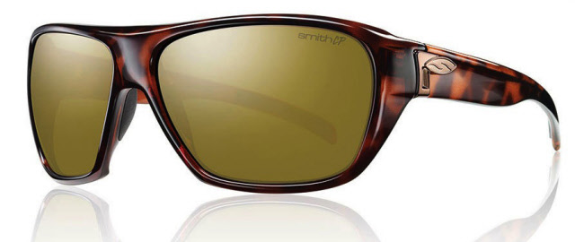Smith Optics Chief - Tortoise/ChromaPop Polarized Bronze Mirror