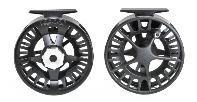 Lamson Remix Fly Reels