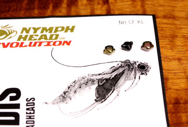 Flymen Nymph Head Caddisfly Tungsten Bead Head