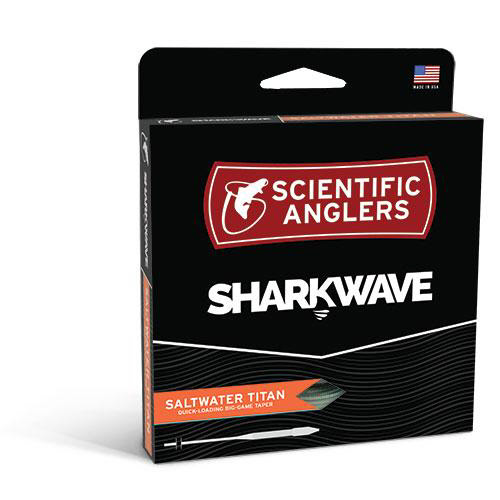 Scientific Anglers SharkWave Saltwater Titan Fly Line for Sale Online