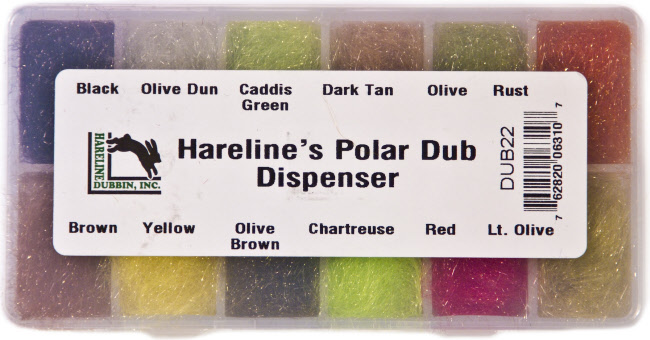 Hareline Polar Dubbing Dispenser