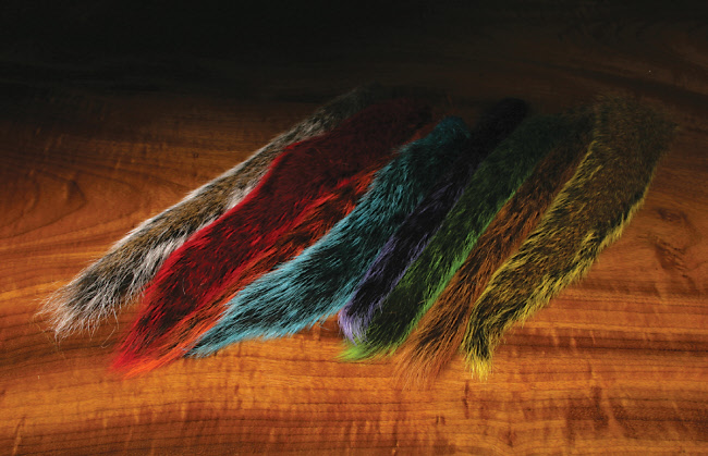 Hareline Squirrel Tails