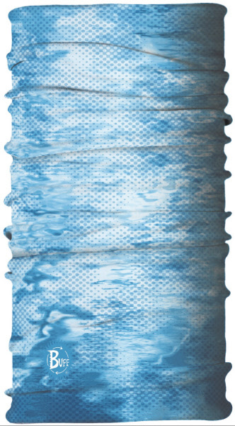 UV Buff With Insect Shield - Pelagic Camo