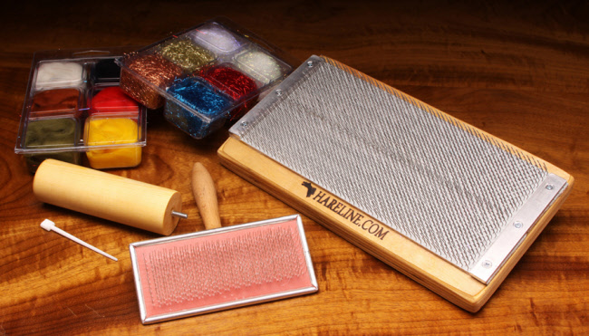 Hareline Build Your Own Custom Dubbing Kit