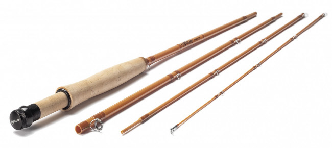 Scott F2 653/3 Fiberglass Fly Rod - 3wt 6 foot 6 inch fly rod