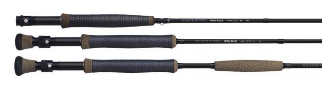 Redington Vapen Black Fly Rod