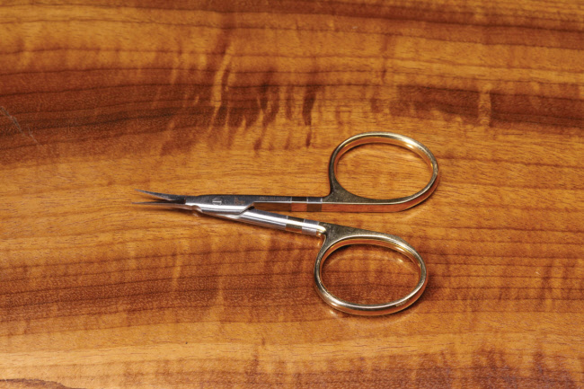 Dr. Slick Fly Tying Scissors Micro Tip Hair