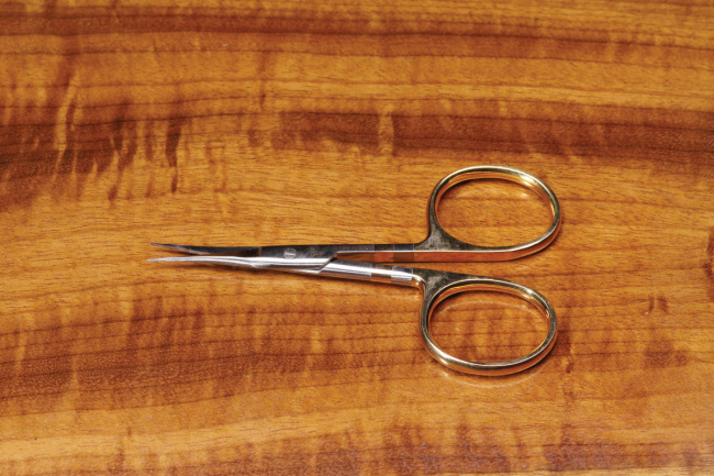 Dr. Slick Fly Tying Scissors Micro Tip All-Purpose