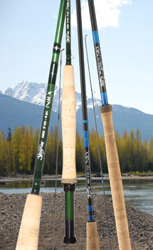 G.Loomis NRX Nymph & Lite Presentation Fly Rods