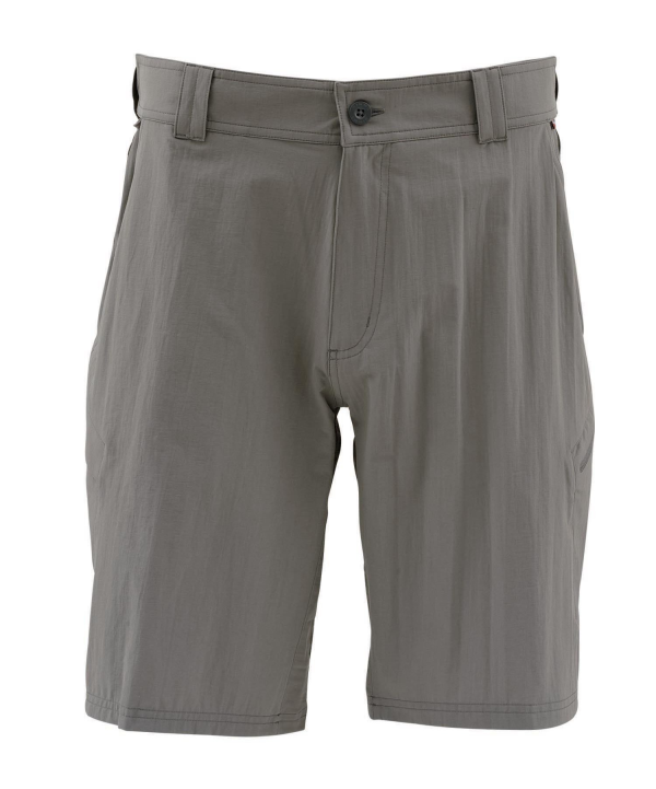 Simms Guide Shorts Pewter