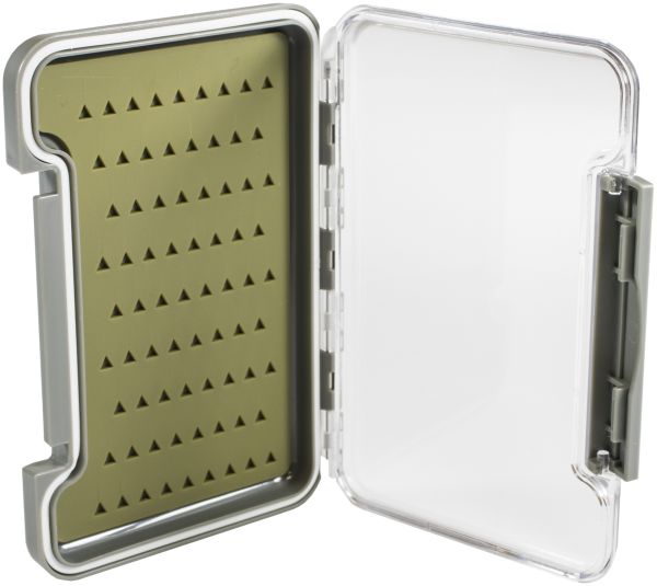The Fly Fishers Silicone Slim Fly Box Small