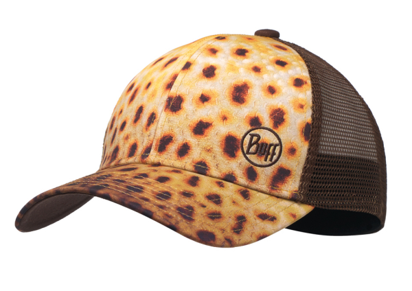 Buff 10-4 Snapback Cap Brown Trout