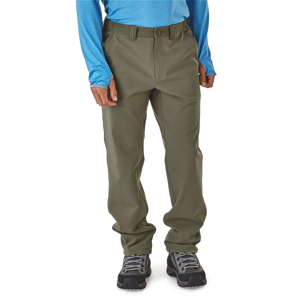 Patagonia Shelled Insulator Pants SALE Front