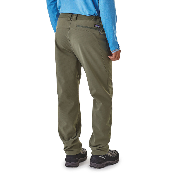 Patagonia Shelled Insulator Pants SALE Back