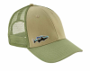 Patagonia Fitz Roy Smallmouth LoPro Trucker Hat Weathered Stone