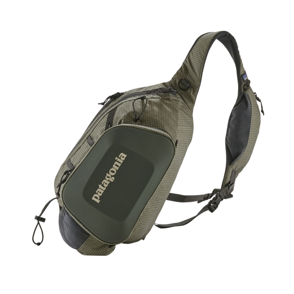 Stealth Pro Atom Sling Pack in Forest Green