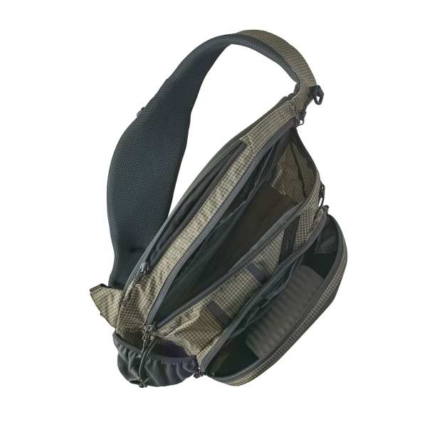 Patagonia fly fishing pack volume