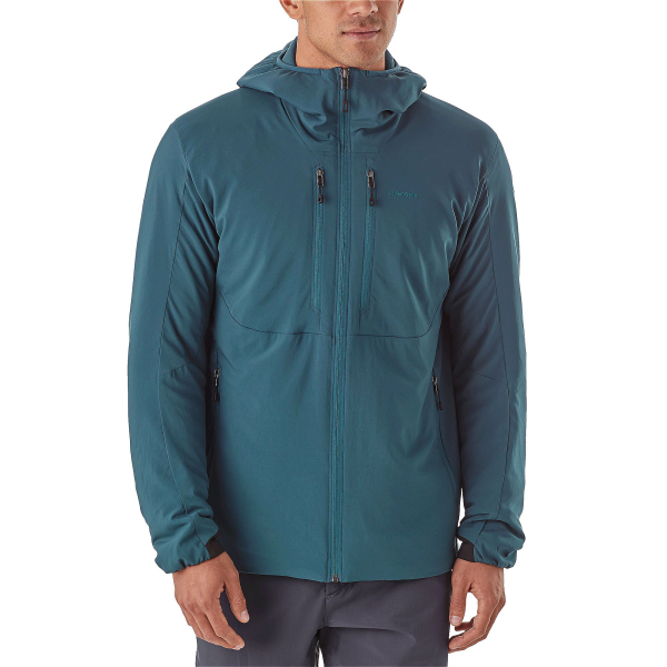 Patagonia Tough Puff Hoody SALE Bay Blue Front