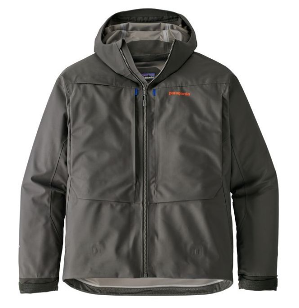 Patagonia River Salt Jacket Forge Grey