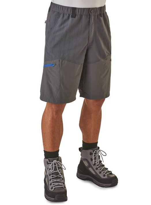 Patagonia Guidewater II Shorts Forge Grey Front
