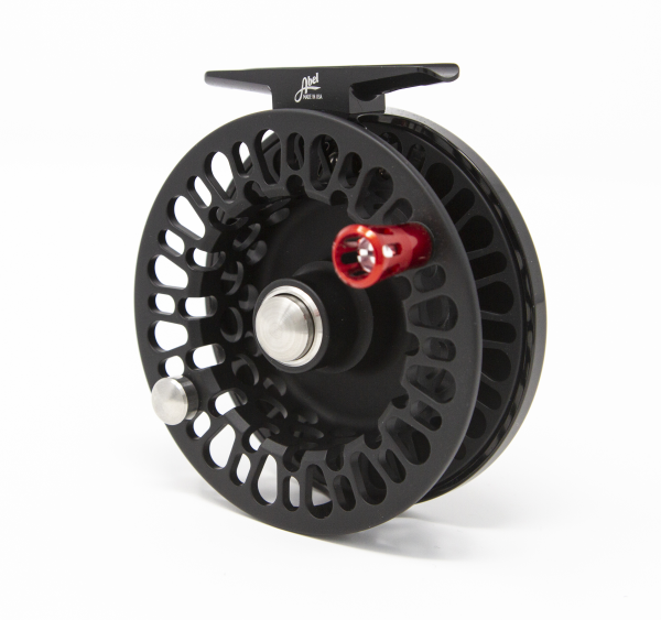Abel Limited Edition AC/DC Super Series 5/6 Fly Reel 2
