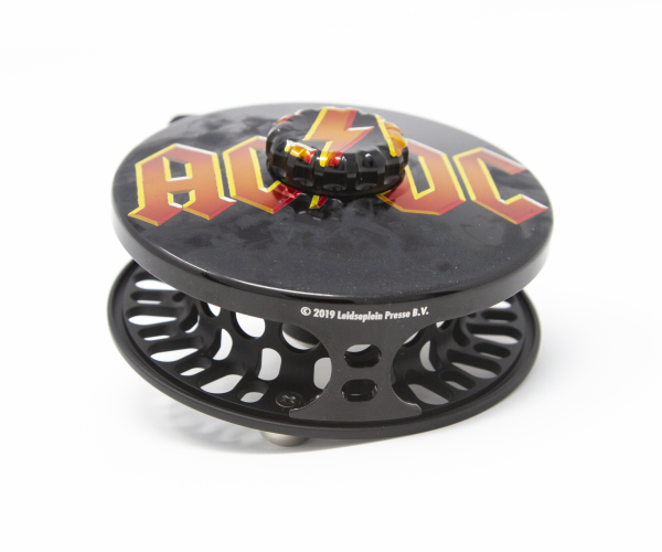 Abel Limited Edition AC/DC Super Series 5/6 Fly Reel 3