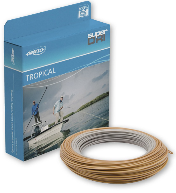 Airflo SuperDri Tropical Bonefish Redfish Tarpon Fly Fishing Line